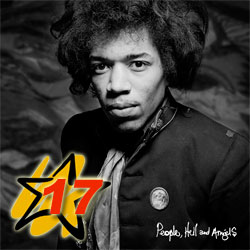 Jimi Hendrix - «People, Hell and Angels»