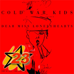 Cold War Kids - «Dear Miss Lonelyhearts»