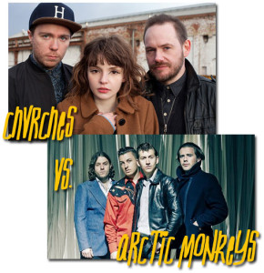 "Ковровые изделия: CHVRCHES - ""Do I Wanna Know?"" (Arctic Monkeys Cover)"